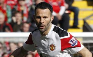 Ryan Giggs is not named in Sir Bobby Charlton's best United XI. (PA)