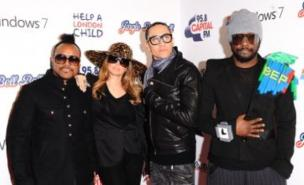 The Black Eyed Peas took to Twitter to express their disappointment at the concert being cancelled (PA)