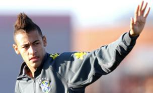 Neymar is part of Brazil's Copa America squad (AFP/Getty Images)