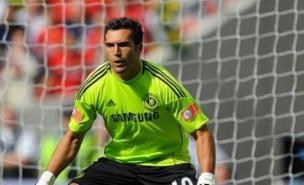 Henrique Hilario will stay on at Chelsea for a sixth year after agreeing a new deal.