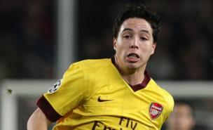 Arsenal's Samir Nasri 'aware of expectations', despite transfer speculation