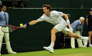 Andy Murray faces Richard Gasquet in the last-16 (PA)
