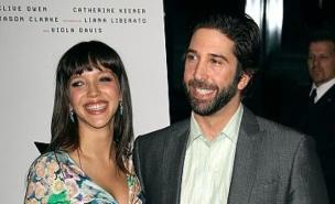 David Schwimmer hasn't met up with his Friends co-stars since 2004