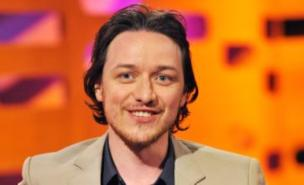 James Mcavoy teeth work