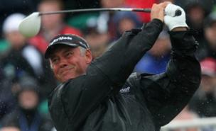 Darren Clarke hopes to win his first Major at Sandwich (PA)