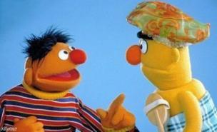 Ernie and Bert are not gay, Sesame Street bosses claim. (Allstar)