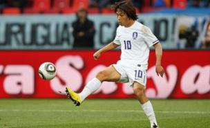 Park Chu-Young seemingly fled Lille to sign for Arsenal (Allstar)