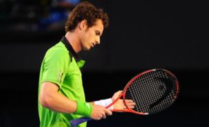 Andy Murray secured a fourth round spot with a straight-sets win over Feliciano Lopez (PA)