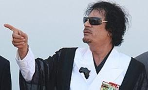 The ICC and NTC are searching for Colonel Gaddafi (Allstar)