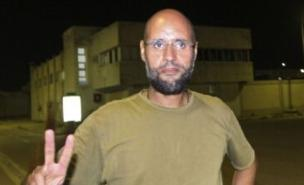 Saif al-Islam is wanted for crimes against humanity (Getty)