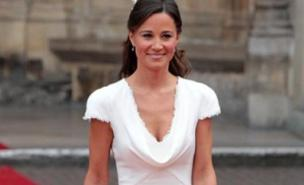 Net-a-porter.com is selling a simpler version of Pippa's Alexander McQueen dress (PA)