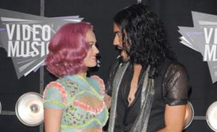 Russell Brand and Katy Perry are definitely still together (PA)