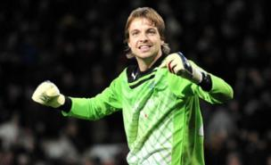 Tim Krul has impressed for Newcastle this season (PA)