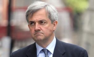 Chris Huhne was delighted with the climate change agreement (PA)