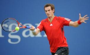 Marcos Baghdatis proved no match for Andy Murray at the ATP Brisbane International. (PA)
