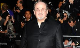 Sir Salman Rushdie was sceptical about the threats (PA)