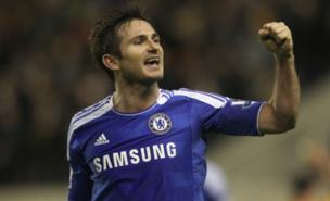 Frank Lampard's Chelsea career could be approaching its end (PA)