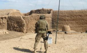 A US soldier has been arrested after the shootings in Kandahar (AFP/Getty Images)
