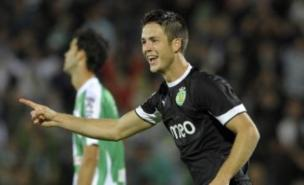 Ricky van Wolfswinkel is ready for the challenge of the Premier League (Getty)