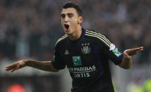 Matias Suarez is a £20million target for Liverpool (AFP/Getty Images)