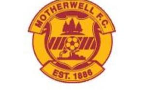 Motherwell FC bus gets stuck under bridge after match (APL)