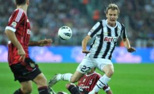 Milos Krasic is ready to leave Juventus, according to his agent (Getty)