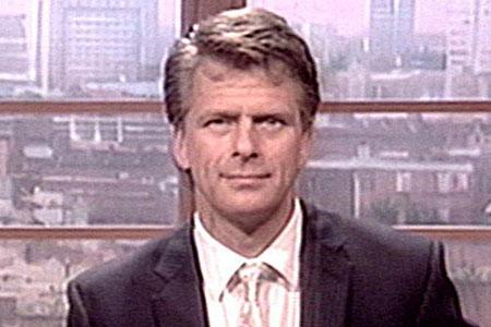 Tamiflu fears: Andrew Castle