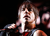 Red Hot Chili Peppers anthony