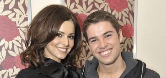 Cheryl Cole Joe McElderry X Factor
