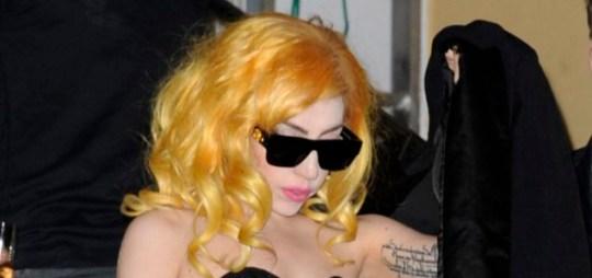 Gaga leaves club in Canada after 'spat'