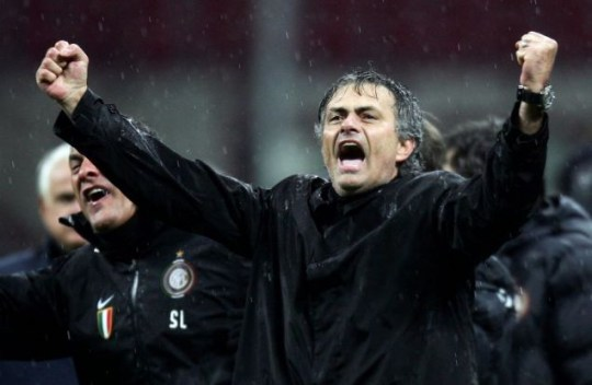 Mourinh watches Inter fight back to beat Siena 4-3