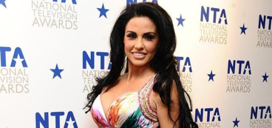 Katie Price aka Jordan looking HOT