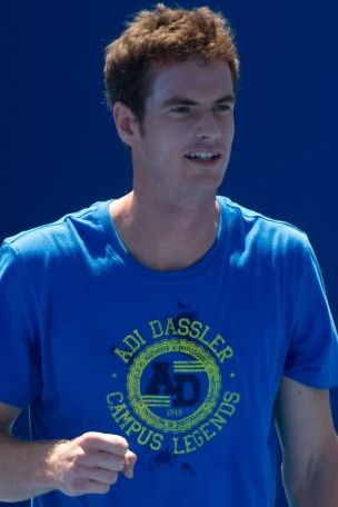 Andy Murray is yet to win a grand slam title