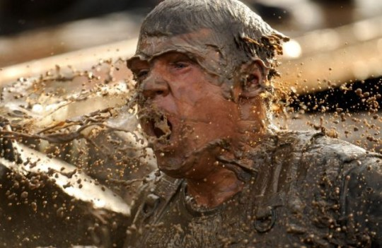 Tough Guy runners are mud for it | Metro News