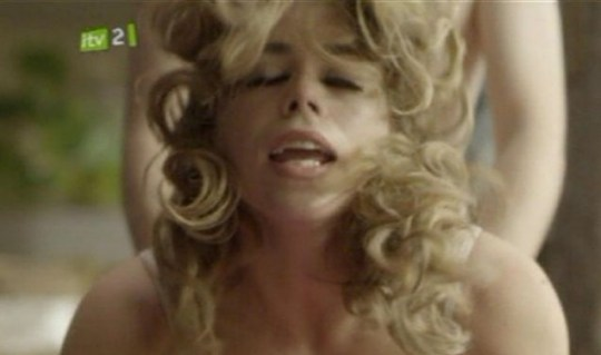 Naked Billie Pipers Sheep Sex Scenes As Belle De Jour Are Most
