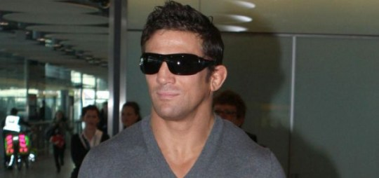 Alex Reid in peace message to Peter Andre