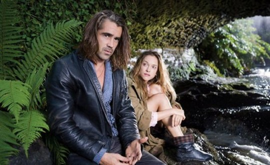 Colin Farrell and Alicja Bachleda-Curus star in Ondine