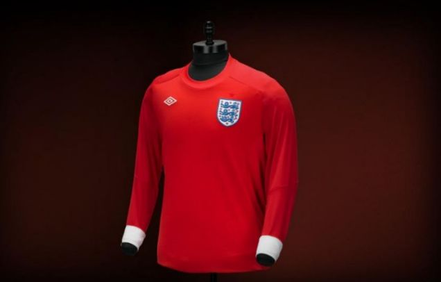 The new England away kit is set to be unveiled today
