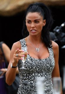 Fears: Katie Price