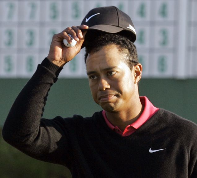 Ready to return? Tiger Woods