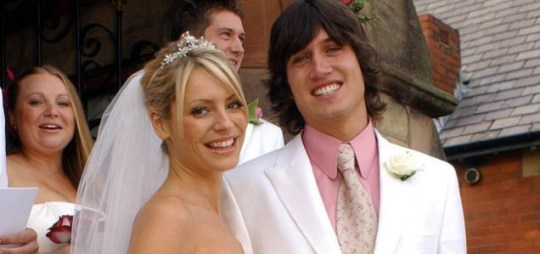 Vernon Kay sent sex texts despite being married to Tess Daly