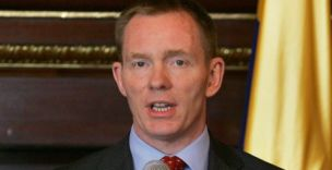 Chris Bryant, UK's Under-Secretary of State For Foreign Affairs