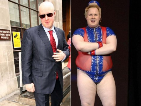 Matt Lucas: 'I dress up because I'm insecure'