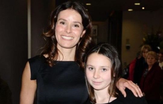 Tana Ramsay and daughter Megan at the Tesco Mum of the Year awards