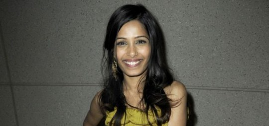 Freida Pinto to be the first Bond girl from India?
