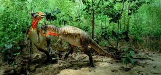 What killed the dinosaurs – asteroids, ice age or volcanoes