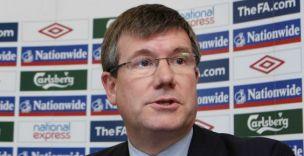Resignation: Ian Watmore
