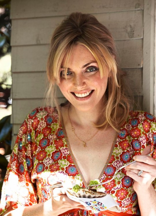 Model Sophie Dahl turns cookery goddess in The Delicious Miss Dahl
