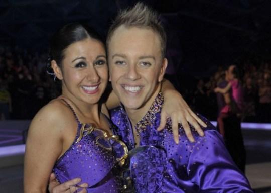 Hayley Tamaddon and her partner Daniel Whiston