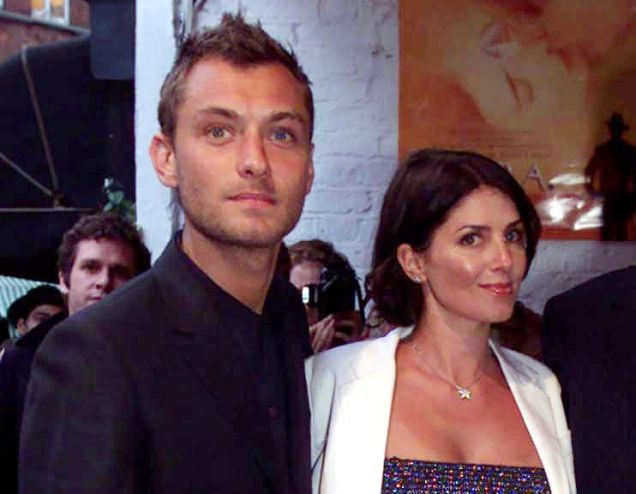 Jude Law is rumoured to be suing ex-wife Sadie Frost